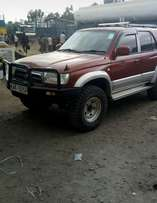 Quick sale! Clean Toyota Surf KAK available at 850k asking!