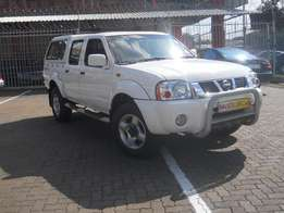 2006 Nissan Hardbody 4x4 3.3 Off Road