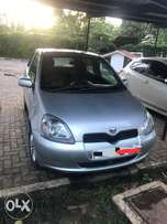 Toyota vitz old shape