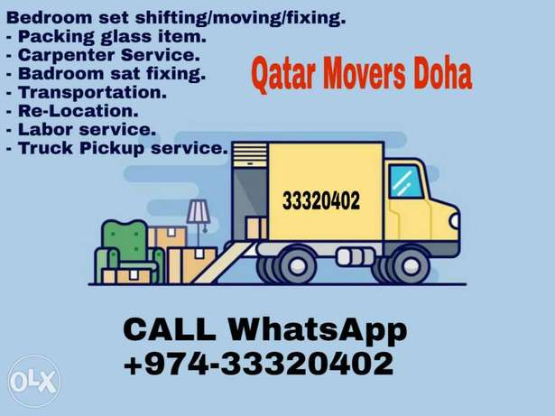 All kinds Furniture Remove and Fixing Packing Qatar Doha
