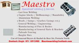 Maestro Specialised Welding and Services
