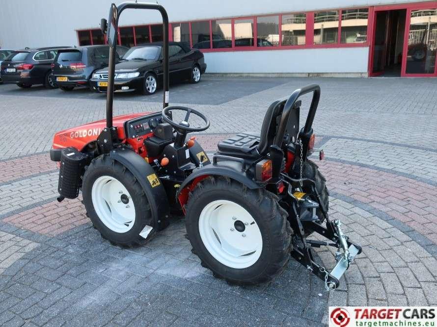 Goldoni Base 20SN Tractor 4WD Diesel 20.4HP NEW UNUSED - image 6