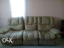 ex Germany 3 seater recliner