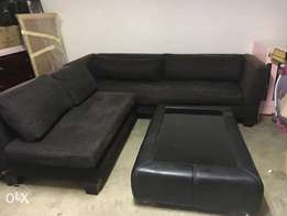 Lounge L couch