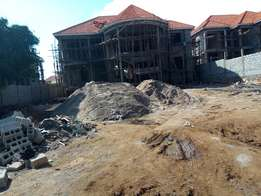 Munyonyo mansion project when complete at 400,000$