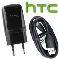 HTC 2 pin charger - Black