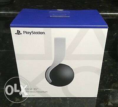 Ps5 Pulse 3D Wireless Headset (New!)