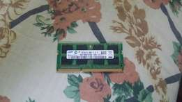 Ram for laptops ddr3 2gb 2gb ram in working condition