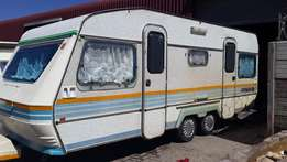 For Sale: Sunway II Caravan – Was R55 000 and now only R48 000!