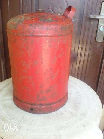 10 KG Gas Cylinder with Burner (Foreign bottle, faily used) Obia/Akpor - image 1