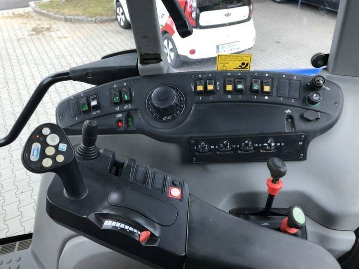New Holland tv-t 155 auto command - 2006 - image 3