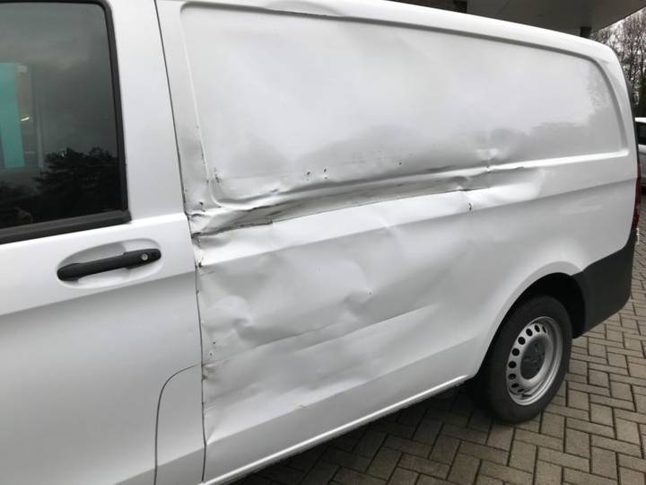 Mercedes-Benz VITO KASTEN 114 CDI LANG KLIMA, AHK, CHROM - 2017 - image 20