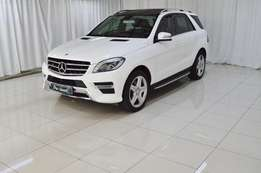 2015 MERCEDES-BENZ ML350 Bluetec AMG Tiptronic