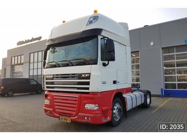 DAF XF105.460 SSC, Euro 5, NL Truck - 2012