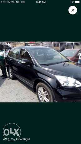 Honda CR-V 2010 in 100% perfect condition. Sharp and full option. Ikeja - image 4