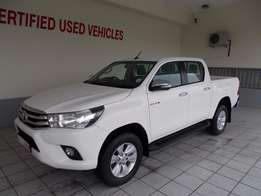 Toyota Hilux 2.8 GD6 DC 4x4 AT