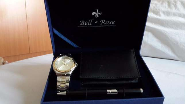 Bell & Ross Watch with pen and wallet set (with box) Tudor - image 1