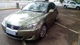 Lexus is250 se auto (sportshift)
