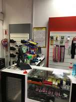 Shoe shop fittings for sale