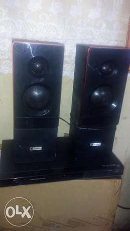 Dvd player and mid woofer speakers Nairobi CBD - image 3