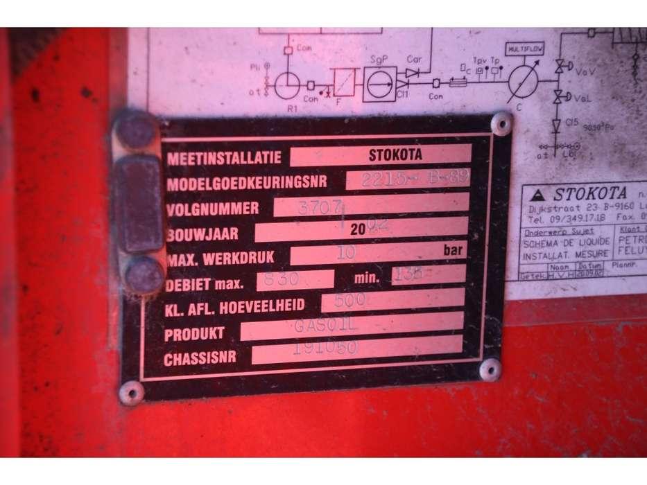 Stokota TANK 23.000 L FUEL/GASOIL (4 comp.) - 2002 - image 7