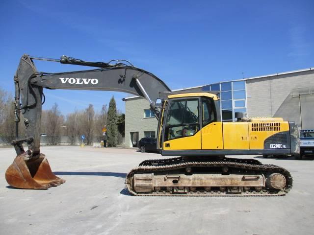 Volvo Ec 290 C N L - 2010