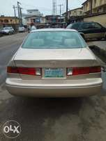 Registered Toyota Camry 2001 model four cylinder engine automatic tran