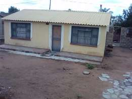 Seshego zone 1 house at a very reasonable price