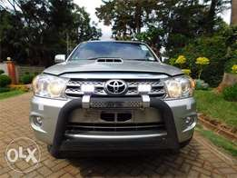 mint condition toyota fortuners