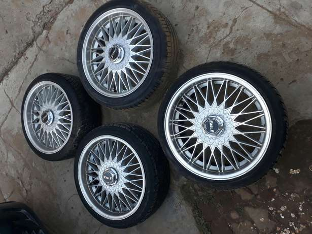 Urgent Eagle Mags with new tyres Pietersburg North - image 2