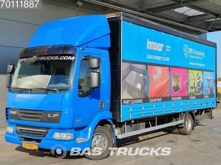 DAF LF45.220 4X2 NL-Truck Ladebordwand Euro 5 - 2008