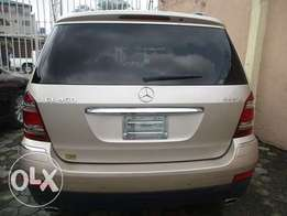 Mercedes Benz GL 2008 Model