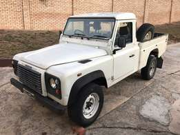 2001 model Land Rover Defender