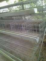 Unused Battery Cage