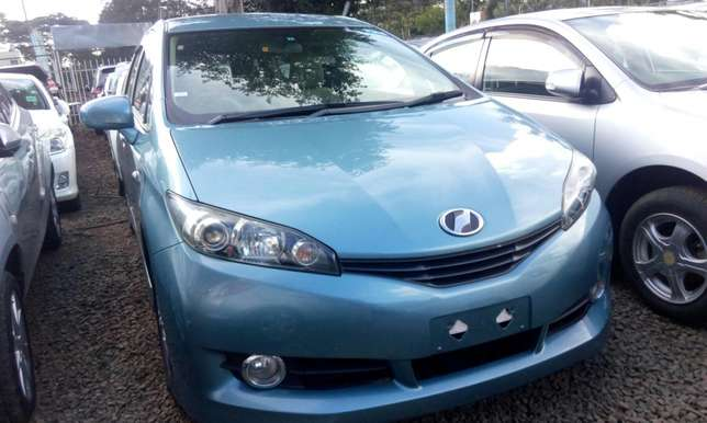 Toyota wish new shape Valmatic on sale Kileleshwa - image 7
