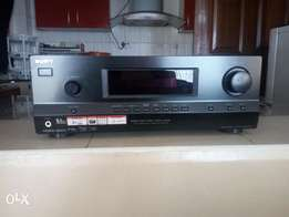 Sony multi channel AV Receiver STR-DH500 with remote