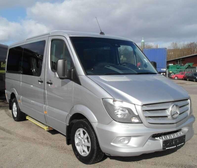 Mercedes-Benz 316 Sprinter Cdi/ Vip/ 10 Sitze/euro 6/2x Klima - 2017