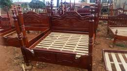 King's size bed