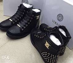 Brand new Versace ankle top. Size 42.