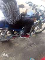 Clean used boda boda bike