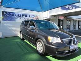 2014 Chrysler Grand Voyager 2.8 Limited Automatic