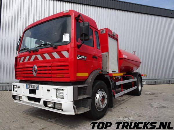Renault G270 tankwagen - 1994
