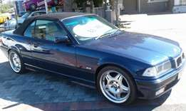 1997 BMW 328i (E36) Convertible Automatic kms 206941