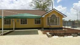 3 Bedroom Bungalow Plus Dsq For Sale in Lukenya Athirver