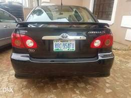 Am in need of a toyota corolla 03-06
