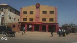 Two Storey Building Mr Biggs Plaza For Sale