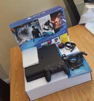 Sony Playstation 4_Slim 500GB Console New