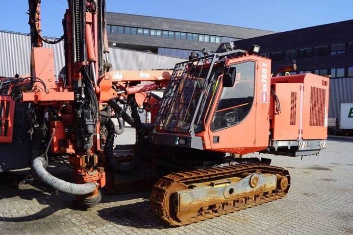 Sandvik Dx780 - 2013