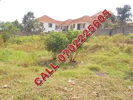 Charming 17 decimals plot for sale in Ntinda-City at 300m