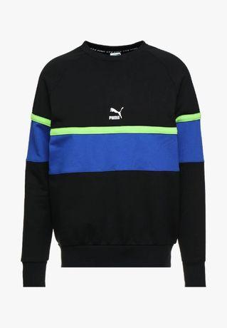 świetne okazje 2017 nowy koncept buty temperamentu Bluza dres Puma XTG Crew Retro r. XL oldschool vintage fila ...